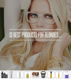 8. Dove Hair Therapy Care & Conditioning Oil Care & Spray - 13 Best Products for Blondes ... → Hair