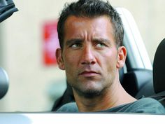 """clive owen...I find him interesting because if you look at him, at first he doesn't look all that attractive and then he starts talking and you're like """"Oh!  I get it!""""  :)"""