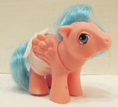 My Little Pony Baby Pegasus Firefly
