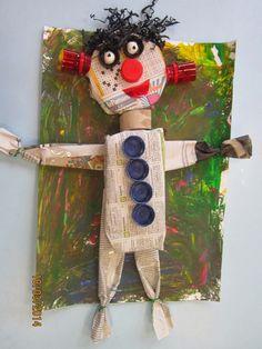 Travaux de Mme Paepe C 2013/14 Group Art Projects, School Art Projects, Kindergarten Art, Preschool Crafts, Kids Crafts, Kids Art Class, Art For Kids, Arte Online, Ecole Art