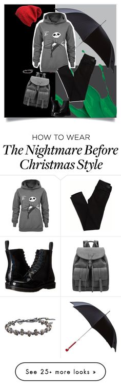 """Untitled #211"" by deboraoliveira-1 on Polyvore featuring Alexander McQueen, American Eagle Outfitters, Dr. Martens and M. Cohen"