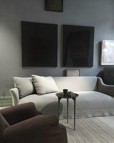 Wabi-Sabi by Oliver Gustav Living Room Sets, Home Living Room, Living Room Decor, Living Spaces, Wabi Sabi, Home Design, Interior Design, Living Room Arrangements, Minimal Home