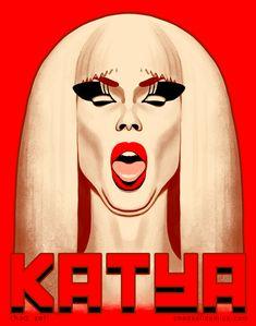 katya season 7 Miss Congeiality ❤