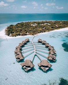Dreaming of the perfect island getaway? Coco Collection Resorts in the Maldives is a luxurious island paradise for families, couples and honeymooners. Vacation Places, Honeymoon Destinations, Dream Vacations, Vacation Spots, Places To Travel, Greece Vacation, Maldives Tour, Maldives Honeymoon, Maldives Travel