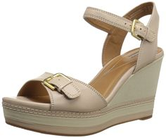 Clarks Women's Zia Castle Platform Sandal ** New and awesome product awaits you, Read it now  : Platform sandals