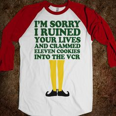 I NEED THIS!!!!!! We Elves try to stick to the four main food groups: candy, candy cane, candy corn, and SYRUP!!!