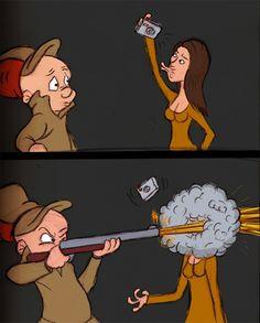 Muita mulher faz bico de pato pra tirar foto: