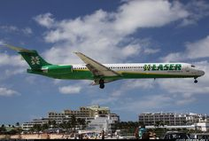 Laser Airlines YV1243 McDonnell Douglas MD-81 (DC-9-81) aircraft picture