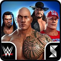 WWE Champions Free Puzzle RPG 0.131 APK  MOD  games role playing