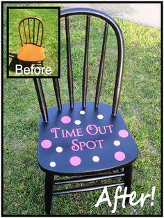 Time Out Spot by HeartCaptions.com