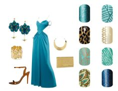 Jasmine, from Aladdin, Disney inspired Jamberry nail wraps www.afox.jamberrynails.net
