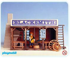 3430-A Blacksmith (1977)