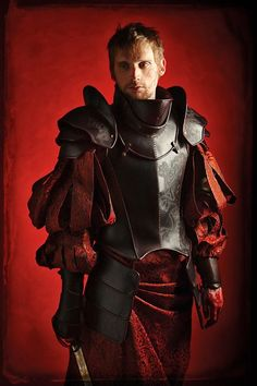 Larp costume - Knight
