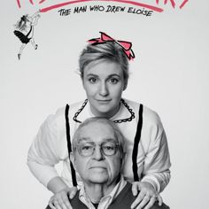 Early in HBO's new half-hour documentary It's Me, Hilary: The Man Who Drew Eloise, the film's co-producer/interviewer Lena Dunham marvels at the decor in the Manhattan apartment of octogenarian commercial illustrator Hilary Knight. His halls are dominated by huge prints of his own art, the shelves a