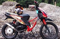 Ken Block, Custom Bikes, Offroad, Honda, Trail, Motorcycle, Vehicles, More, Check