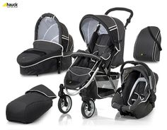 Hauck Apollo 4 All in One Travel System - Sky Grey available online