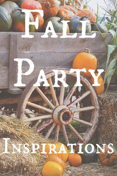 Fall Party Ideas