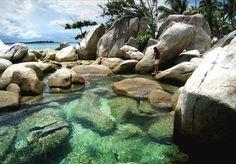 Playa Bangka Belitung indonesia