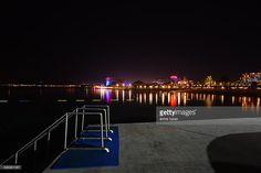 Ilica beach, Cesme at night