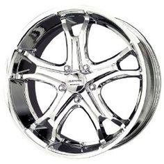 Liquid Metal Coil Series Chrome Wheel (20x9 Liquid Metal, New Chrome, Chrome Wheels, Car, Automobile, Autos, Cars