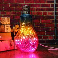 USB 30 LED Globe Ball Bulb Fairy Light Wedding Party Christmas Decor DC5V