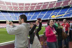 Martin Parr. SPAIN. Barcelona. Nou Camp. 2012.