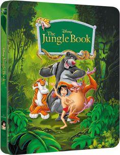 El libro de la selva, steelbook