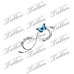 Memorial tattoo for son | Fixed #164126 | CreateMyTattoo.com