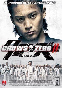 Suite du film Crows Zero, Crows Zero 2 est sorti début novembre 2009 en France. Du titre original Kurôzu zero II, il est réalisé par Takashi Miike tout comme le film précédent. Aussi bon que le premier volet, nous retrouvons Genji, Serizawa et les autres pour cette fois-ci faire face à un plus grand ennemi. Genji Crows Zero, Crows Zero 2, Chiba, Drama Film, Drama Movies, Genji Wallpaper, Meisa Kuroki, Shun Oguri, Critique Film