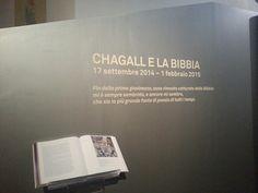 Mostra #ChagallelaBibbia. #Milano #invasionidigitali #Chagall - 5 Dicembre 2014