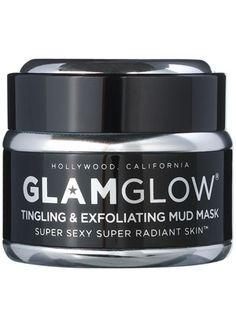 Glam Glow Tingling  Exfoliating Mud Mask