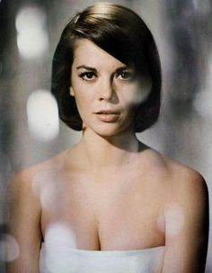 Natalie Wood, early '60's.