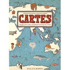 Magnifique livre pour le plaisir d'apprendre le monde aux petits