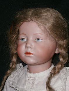 "20""ANTIQUE  ORIGINAL GERMAN CHARACTER DOLL KR 101 ""MARIE""- ebay"