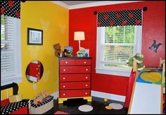 mickey mouse bedroom ideas-mickey mouse bedroom ideas