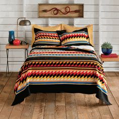 Save - on all Western Bedding and Comforter Sets at Lone Star Western Decor. Your source for discount pricing on cowboy bed sets and rustic comforters. Rustic Comforter, Comforter Sets, Bedding Collections, Home Collections, Seminole Patchwork, Western Bedding, Heavy Blanket, Cheap Bed Sheets, Patchwork Designs