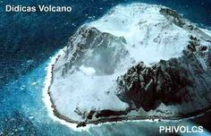 Dedicas Volcano is a part also of Babuyan Island in Northern Luzon in the Philippines.