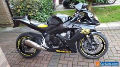 SUZUKI GSX-R600 K7 BLACK 2008 ONLY 8k Miles Mint Condition #suzuki #gsxr #forsale #unitedkingdom