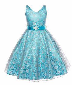 Adolescente vestido crianças 2016 verão flor rendas princesa vestido de festa vestido de baile vestidos de meninas roupas em Vestidos de Mamãe e Bebê no AliExpress.com | Alibaba Group