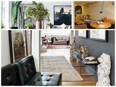 6 formas para #decorar tu #piso y techo de #madera #alquilarlo fácil
