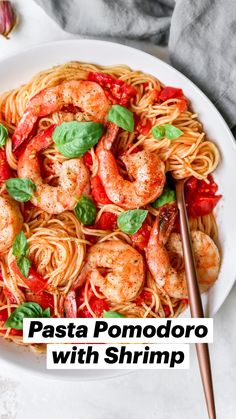 Yummy Pasta Recipes, Shrimp Recipes, Easy Healthy Recipes, Cooking Recipes, Birthday Countdown, Tasty Snacks, Cold Pasta, Shellfish Recipes, Salmon Dishes