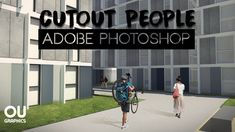 Adding Cut Out People in Adobe Photoshop
