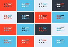 Romans-Sur-Isère - Identity Design on Behance