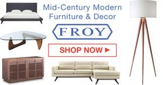 Mid-Century Modern Furniture & Decor