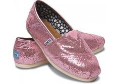 Tom's Shoes Sale: Up to 39% off Glitter Tom's!