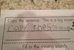 Repeat after me... | 21 Kids Who Are Too Literal For Their Own Good