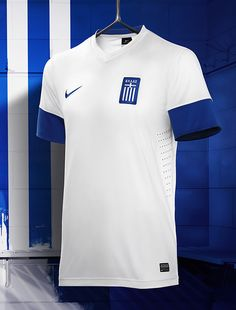 Greece World Cup jersey 2014 (Nike)