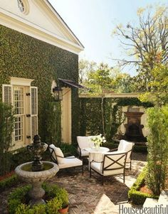 outdoor nook patio