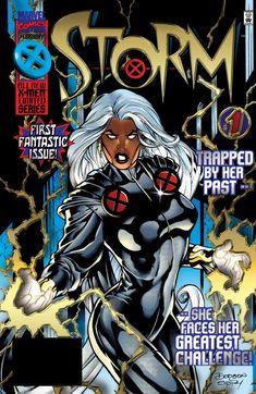 "Storm #1 ""Sunburst and Snowblind"" (February, 1996)"