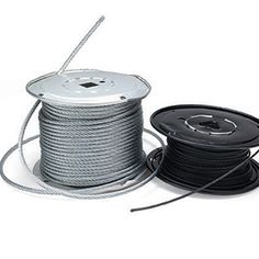 Aircraft Cable, Galvanized